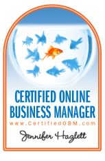 JenniferHazlett Certified Online Business Manager